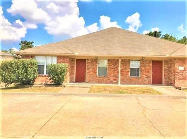 1204 Webhollow B, Bryan, TX 77801 (MLS #21000857) :: Treehouse Real Estate