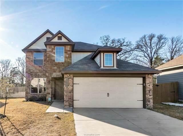 2120 Polmont Drive, Bryan, TX 77807 (MLS #21000868) :: My BCS Home Real Estate Group