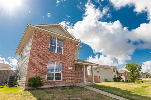 4006 Southern Trace Court, College Station, TX 77845 (#21000877) :: First Texas Brokerage Company