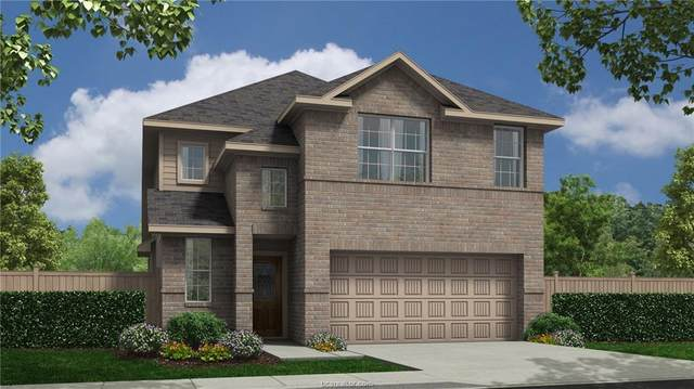 4700 Coyotillo Way, Bryan, TX 77807 (MLS #21000879) :: My BCS Home Real Estate Group
