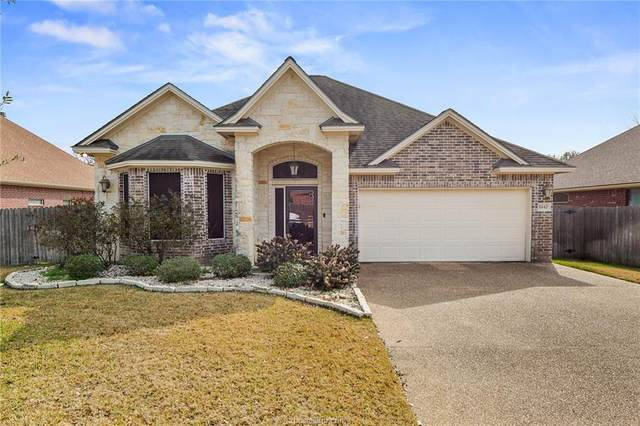 8442 Lauren Drive, College Station, TX 77845 (MLS #21000928) :: RE/MAX 20/20
