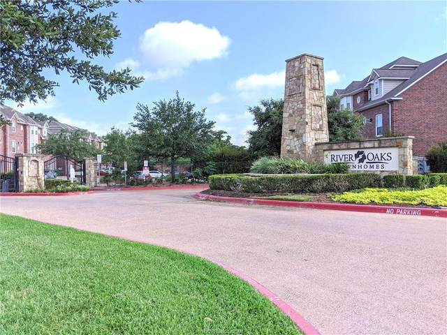 305 Holleman Drive #902, College Station, TX 77840 (MLS #21000954) :: The Lester Group