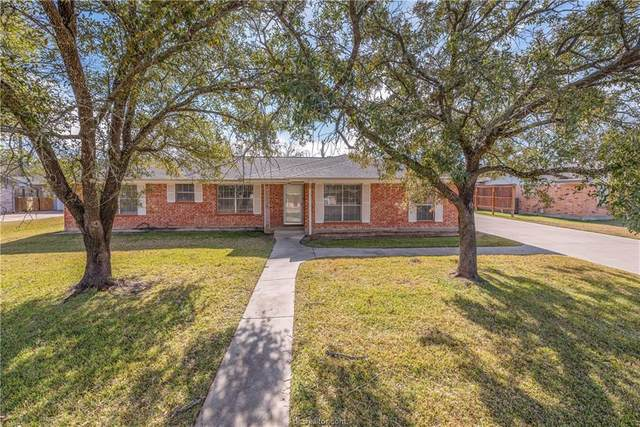 1204 Glade Street, College Station, TX 77840 (MLS #21000959) :: RE/MAX 20/20