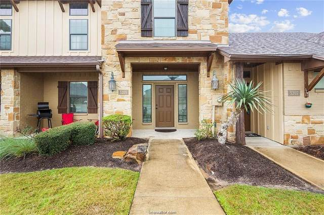 3209 Sergeant Drive, College Station, TX 77845 (MLS #21000969) :: RE/MAX 20/20