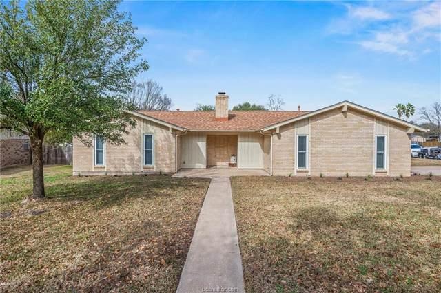 3513 Broad Oak Circle, Bryan, TX 77802 (MLS #21001005) :: Treehouse Real Estate