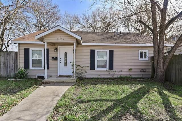 1708 Baker, Bryan, TX 77803 (MLS #21001006) :: RE/MAX 20/20