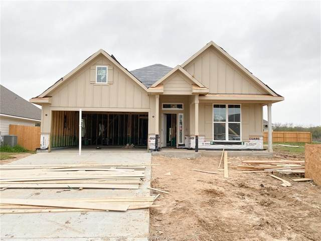 1921 Cambria Drive, Bryan, TX 77807 (MLS #21001039) :: RE/MAX 20/20