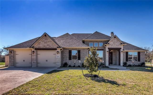4201 Bally More Drive, College Station, TX 77845 (MLS #21001079) :: RE/MAX 20/20