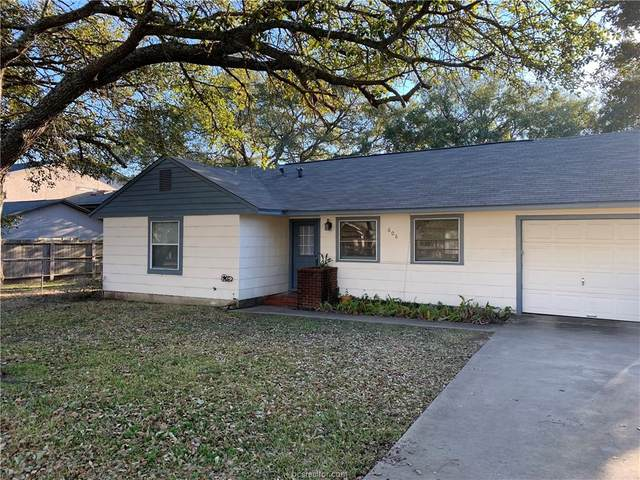 606 Welsh, College Station, TX 77840 (MLS #21001109) :: RE/MAX 20/20