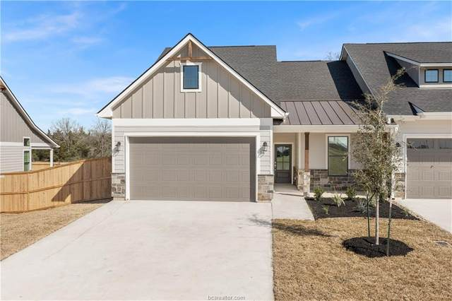 5071 Mooney Falls Drive, Bryan, TX 77802 (MLS #21001194) :: Treehouse Real Estate