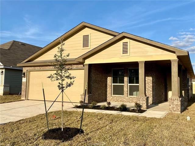 1934 Thorndyke Lane, Bryan, TX 77807 (MLS #21001203) :: RE/MAX 20/20