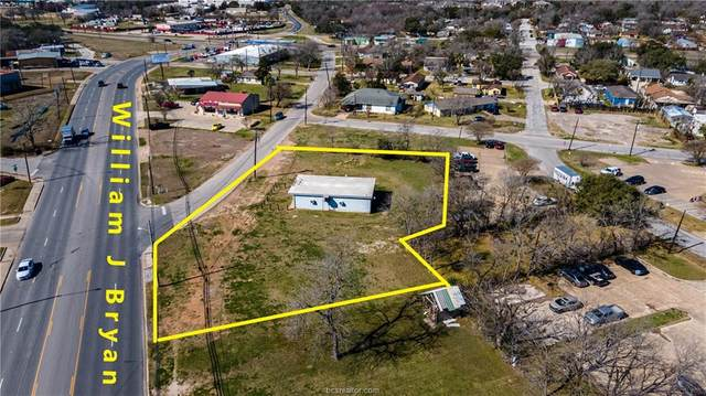 1308 W Wm J Bryan Parkway, Bryan, TX 77803 (MLS #21001224) :: Treehouse Real Estate