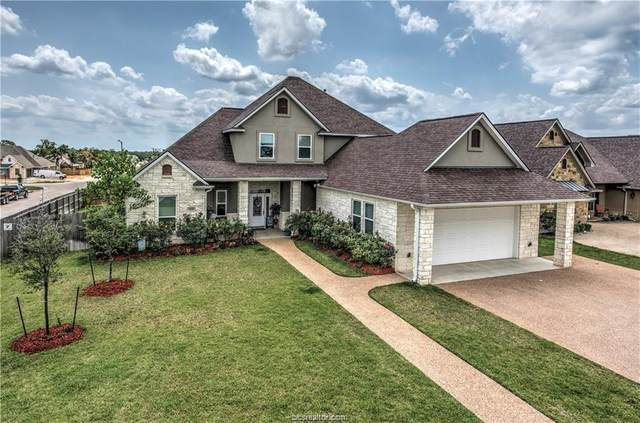 4322 Toddington Lane, College Station, TX 77845 (MLS #21001251) :: Cherry Ruffino Team