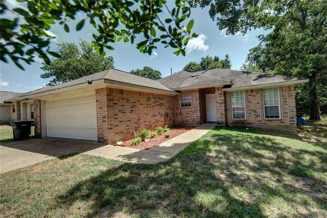 2403 Jaguar Court, Bryan, TX 77807 (MLS #21001269) :: My BCS Home Real Estate Group