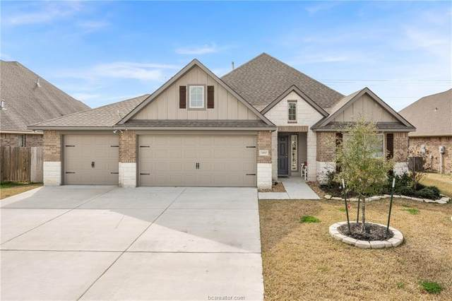 3460 Lockett Hall, Bryan, TX 77808 (MLS #21001280) :: RE/MAX 20/20