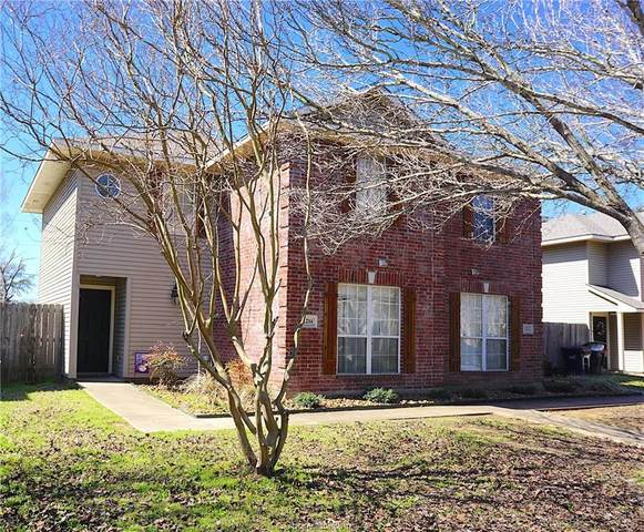 1212-1214 Oney Hervey, College Station, TX 77840 (MLS #21001294) :: Treehouse Real Estate