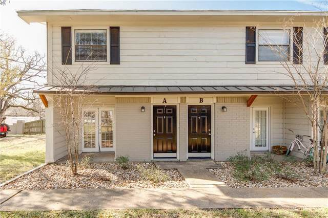 1400 Summit Street A, College Station, TX 77845 (MLS #21001314) :: RE/MAX 20/20