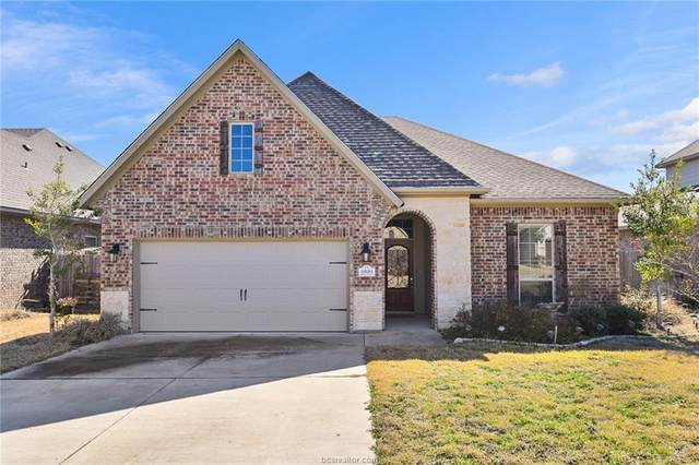 2529 Warkworth Ln, College Station, TX 77845 (MLS #21001394) :: Treehouse Real Estate