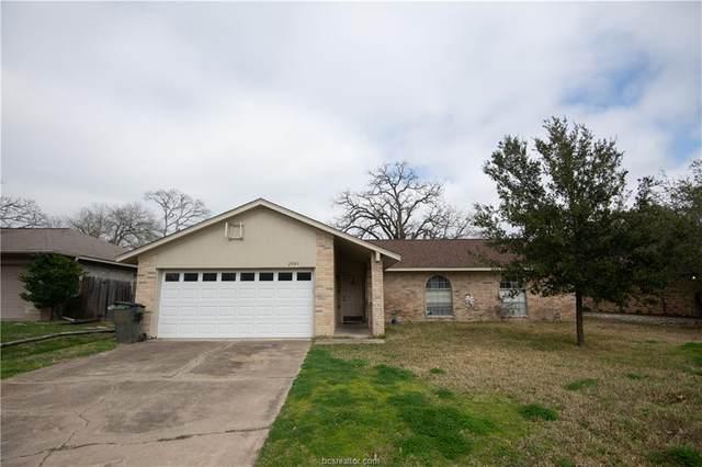 2903 Hillside Drive, Bryan, TX 77802 (MLS #21001411) :: RE/MAX 20/20