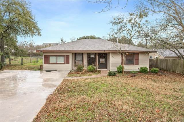 502 Gilchrist, College Station, TX 77840 (MLS #21001472) :: RE/MAX 20/20