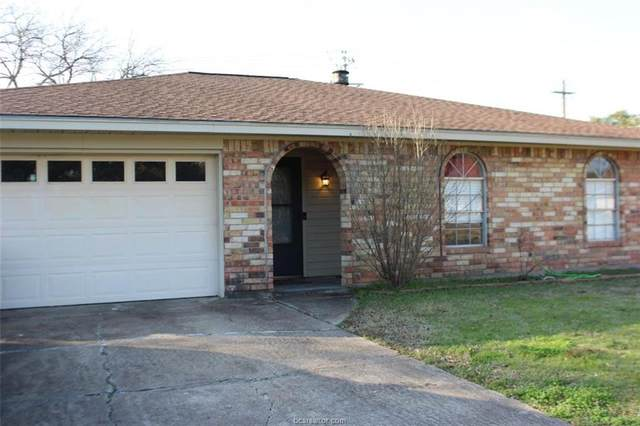 1709 Austin, College Station, TX 77845 (MLS #21001499) :: RE/MAX 20/20