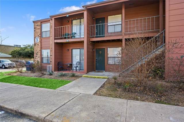 904 University Oaks #91, College Station, TX 77840 (MLS #21001524) :: RE/MAX 20/20
