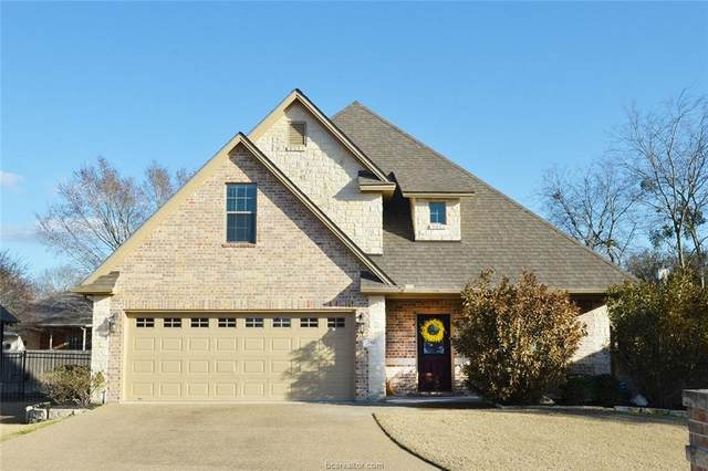 1740 Creekside, College Station, TX 77845 (MLS #21001540) :: RE/MAX 20/20