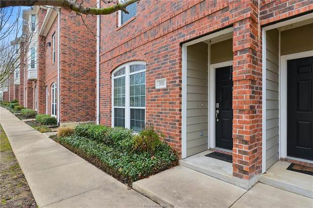 305 Holleman Drive #301, College Station, TX 77840 (MLS #21001546) :: RE/MAX 20/20