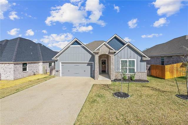 4003 Brownway Drive, College Station, TX 77845 (MLS #21001552) :: RE/MAX 20/20