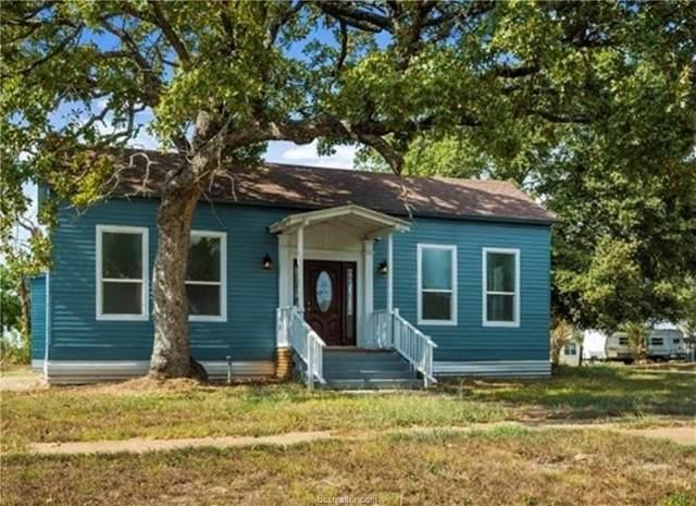 507 E Logan Street, Calvert, TX 77837 (MLS #21001590) :: My BCS Home Real Estate Group