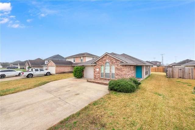 915 Gardenia Street, College Station, TX 77845 (MLS #21001677) :: BCS Dream Homes