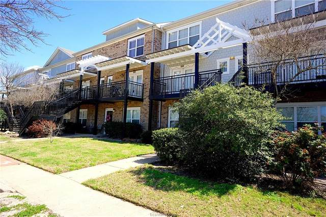 1725 Harvey Mitchell #1822, College Station, TX 77840 (MLS #21001690) :: The Lester Group