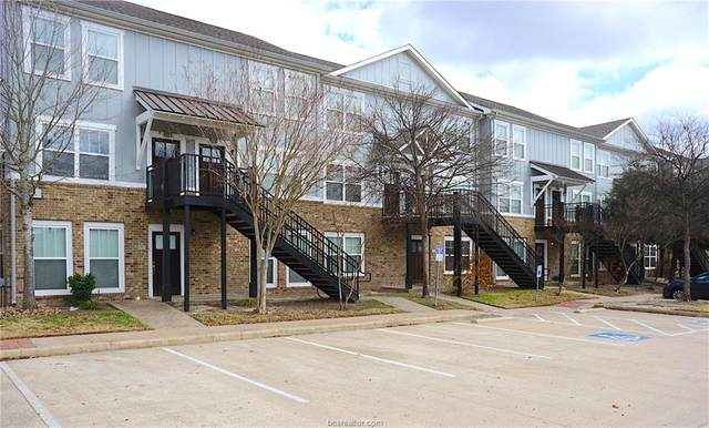 1725 Harvey Mitchell #1723, College Station, TX 77840 (MLS #21001692) :: RE/MAX 20/20