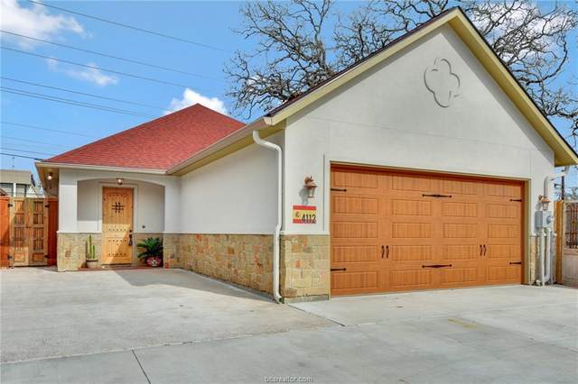 4112 S Texas, Bryan, TX 77802 (MLS #21001742) :: My BCS Home Real Estate Group