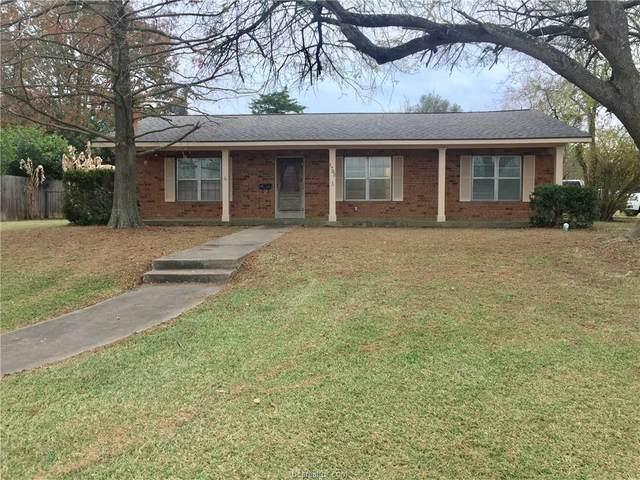 1702 Neal Street, Navasota, TX 77868 (MLS #21001745) :: Treehouse Real Estate