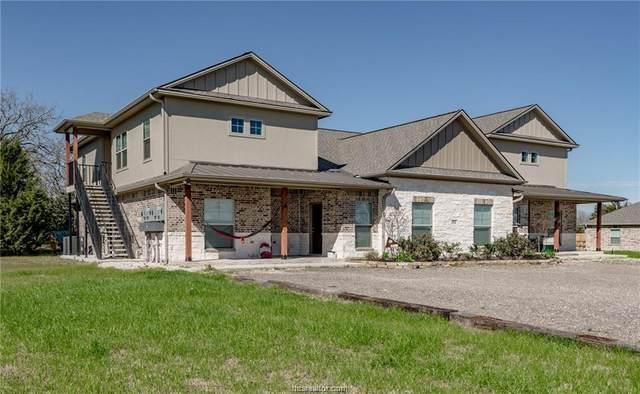 4168 Golden Eagle Drive A, Bryan, TX 77808 (MLS #21001772) :: RE/MAX 20/20