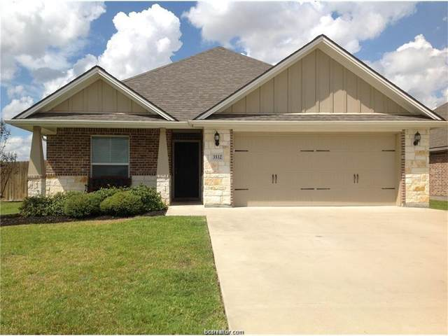 3528 Davidson Drive, College Station, TX 77845 (MLS #21001781) :: RE/MAX 20/20