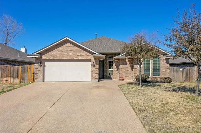 805 Dove Run, College Station, TX 77845 (MLS #21001785) :: Treehouse Real Estate