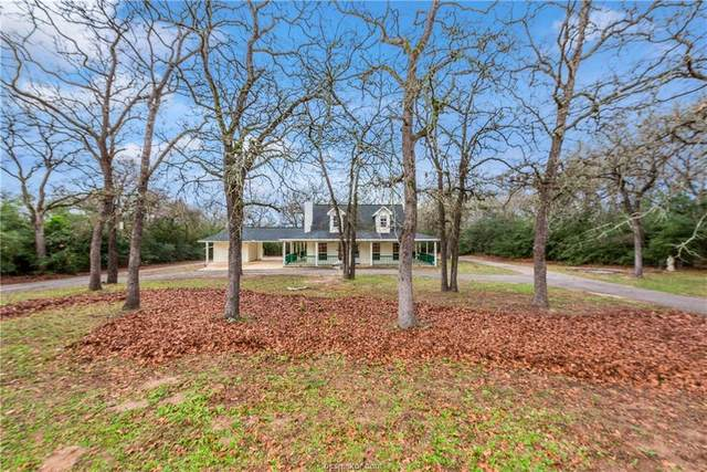 196 Woodland Drive, Hearne, TX 77859 (MLS #21001800) :: My BCS Home Real Estate Group