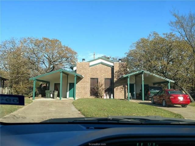 2917 & 2919 Forest Bend Drive, Bryan, TX 77801 (MLS #21001801) :: NextHome Realty Solutions BCS