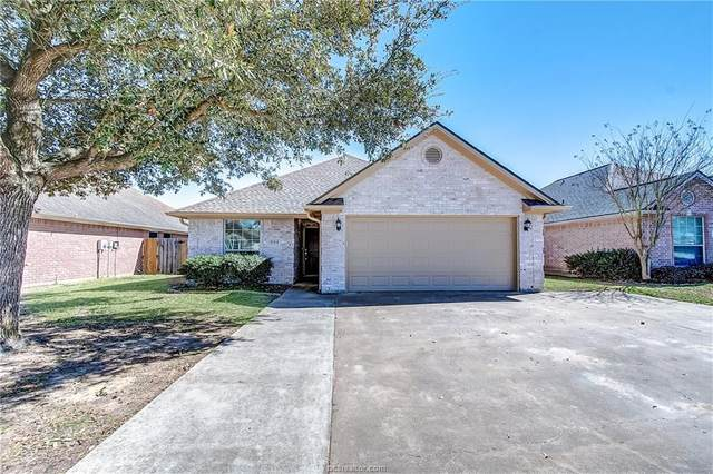 904 Bougainvillea Street, College Station, TX 77845 (MLS #21001810) :: BCS Dream Homes