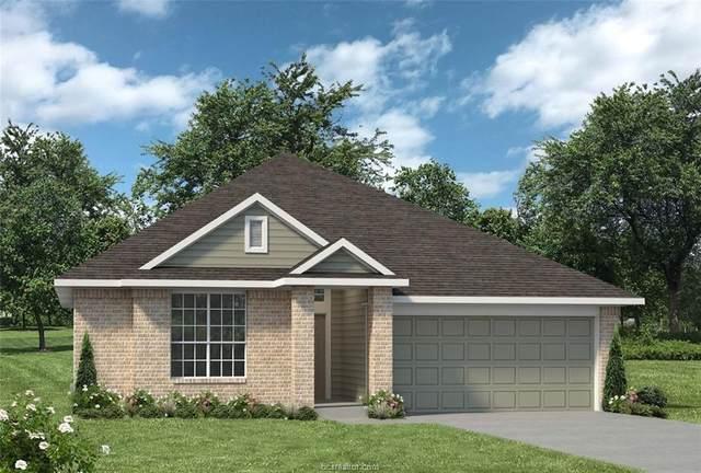 821 Heritage Drive, Navasota, TX 77868 (MLS #21001855) :: BCS Dream Homes