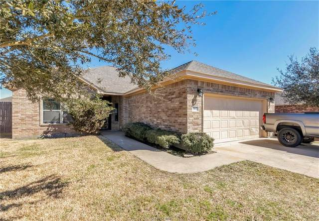 3507 Marigold Street, College Station, TX 77845 (MLS #21001864) :: BCS Dream Homes