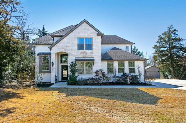 17368 Cedar Springs, College Station, TX 77845 (MLS #21001897) :: NextHome Realty Solutions BCS