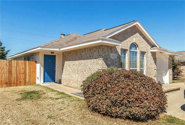 903 Bougainvillea Street, College Station, TX 77845 (MLS #21001905) :: NextHome Realty Solutions BCS