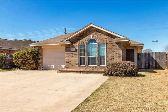 911 Bougainvillea Street, College Station, TX 77845 (MLS #21001910) :: Treehouse Real Estate