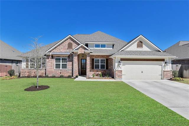 4815 Crooked Branch Drive, College Station, TX 77845 (MLS #21001943) :: BCS Dream Homes