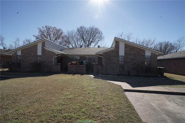 2306-2308 West Creek Lane #2, College Station, TX 77845 (MLS #21001963) :: RE/MAX 20/20