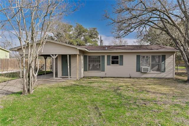 408 Live Oak Street, College Station, TX 77840 (MLS #21001983) :: Treehouse Real Estate
