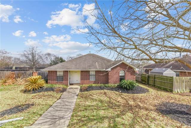 4005 Windswept Drive, College Station, TX 77845 (MLS #21001986) :: NextHome Realty Solutions BCS